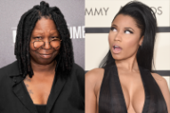 Nicki Minaj's TV Show Will Guest Star Whoopi Goldberg and Is Called… 'Nicki'