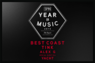 Year in Music 2015 Playlists From Best Coast, Tink and More