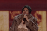 Watch Aretha Franklin, Miranda Lambert, James Taylor, and More Perform at Last Night's Kennedy Center Honors