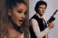 Ariana Grande: 'Han Shot First'
