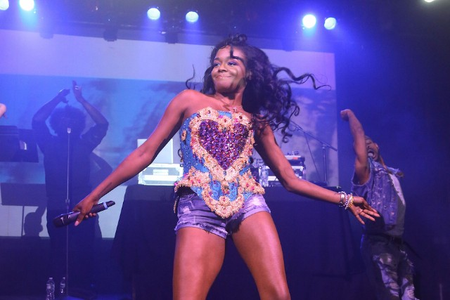 Azealia Banks In Concert - New York, NY