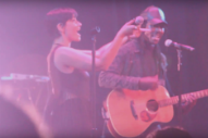 Watch Blood Orange Share the Stage With Nelly Furtado and Solange