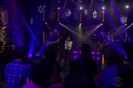 Carly Rae Jepsen Shows Off Her Holiday Spirit With 'Last Christmas' on 'Late Late Show'