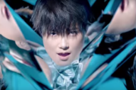 Chris Lee (Li Yuchun) Is Through the Looking Glass in 'Real Love' / 'Only You' Video