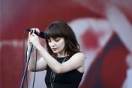 CHVRCHES Turn a Corny Love Poem Written By a 14-Year-Old Into a Full-Fledged Song