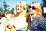 Read Courtney Love's Touching Christmas Letter to Kurt Cobain