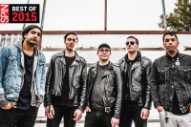 Deafheaven Are 2015's Band of the Year