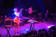Watch Footage of Bradford Cox Taunting Billy Corgan at His Recent Philly Show