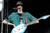 Deerhunter's Bradford Cox Once Got Cussed Out by Billy Corgan Over a VOSS Water Bottle
