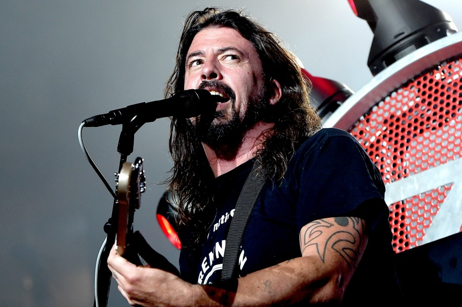 foo fighters� �greatest hits� is the band�s sixth million