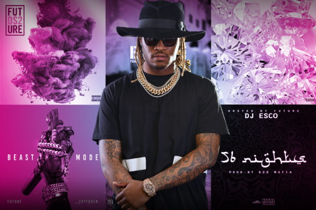Future Treated Hip Hop Like His Own Personal Social Media Platform In 2015 Firing Off Mixtapes Albums One Offs And Guest Verses The Way That Most People