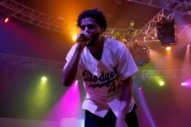 J. Cole's 'Forest Hills Drive: Homecoming' Trailer Is Here