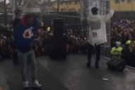 Watch Kendrick Lamar Share the Stage With Big Sean and Ty Dolla $ign