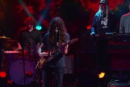 Kurt Vile and Dinosaur Jr.'s J Mascis Get 'Pretty Pimpin' on 'Colbert'