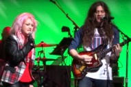 Watch Kurt Vile and Cyndi Lauper Cover the Rolling Stones' 'As Tears Go By'