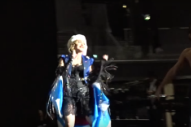 When an Arena in Glasgow Unplugged Madonna's Power, She Kept On Playing