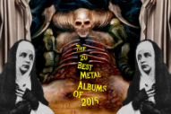 The 20 Best Metal Albums of 2015