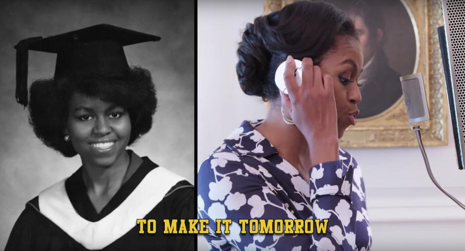 michelle-obama-go-to-college-rap-video