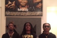 Migos Welcome Offset Back With a Joyful 'Case Closed'