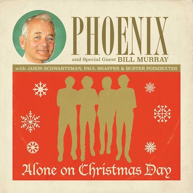 phoenix alone on christmas