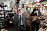 Watch Protomartyr's Deadpan Tiny Desk Concert