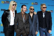 Velvet Revolver Issue Statement on Scott Weiland's Death