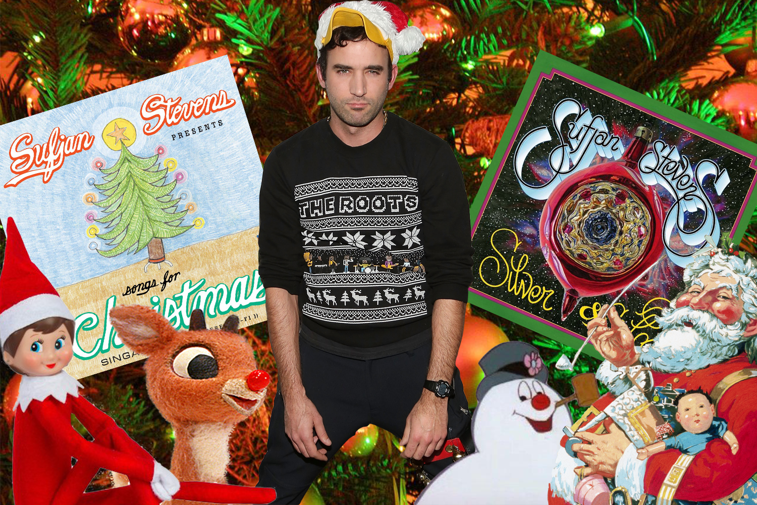 The Ten Sufjan Stevens Christmas Songs That Are Actually Good | SPIN
