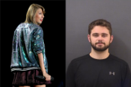 Drew Hardwick, Who Taylor Swift Sang About on 'Teardrops On My Guitar,' Arrested for Child Abuse