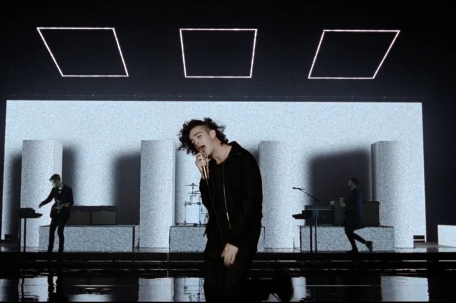 The 1975 Light Up The Dance Floor In Ugh Video Spin