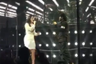 The Weeknd Performs 'Prisoner' With Lana Del Rey in Los Angeles