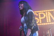 Watch Tink Light Up Los Angeles With 'Wet Dollars' at SPIN's 2015 Year in Music Event