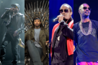 Ty Dolla $ign Remixes 'Blasé' With Diddy, Juicy J, and Jeezy