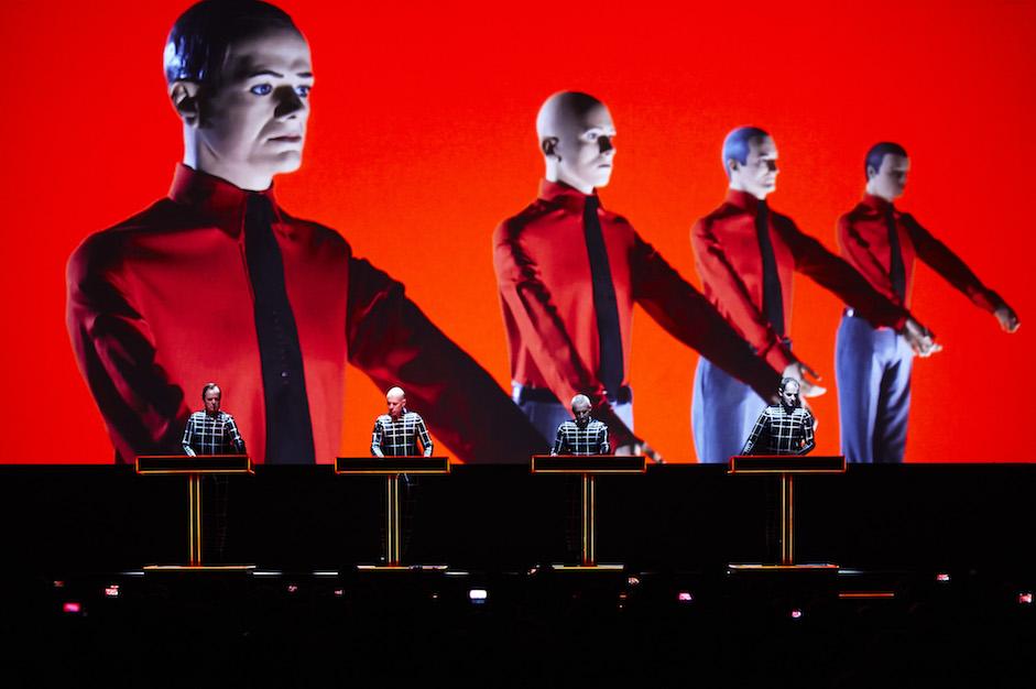 Movement 2016 Phase One Lineup: Kraftwerk 3D, Four Tet, Caribou, Boys Noize, More