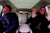 Adele Unleashes Inner 'Monster' in 'Corden' Carpool Karaoke