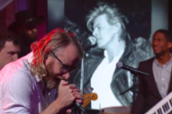 EL VY Dance the Blues With Cover of David Bowie's 'Let's Dance' on 'Colbert'