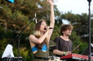 Review: On 'Moth,' Chairlift Are Indeed That Kind of Band, Mama
