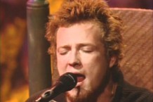 Stone Temple Pilots' Scott Weiland on MTV Unplugged