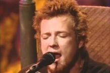 Stone Temple Pilots' Scott Weiland on MTV Unplugged