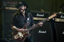 Lemmy Kilmister of Motorhead
