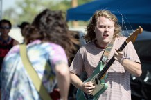 Ty Segall at 2014 Coachella Valley Music and Arts Festival - Day 2