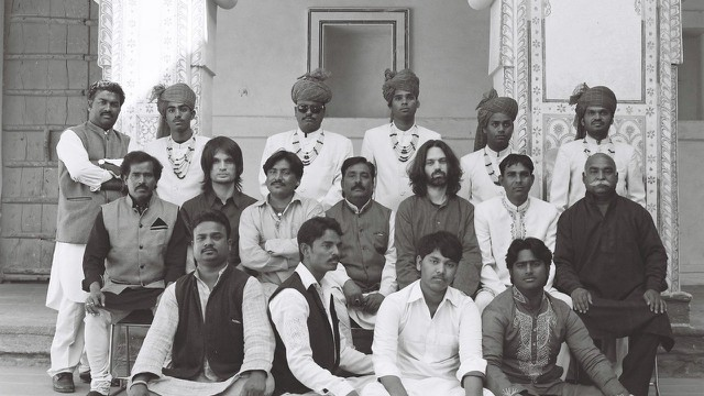 Shye Ben Tzur / Jonny Greenwood / The Rajasthan Express