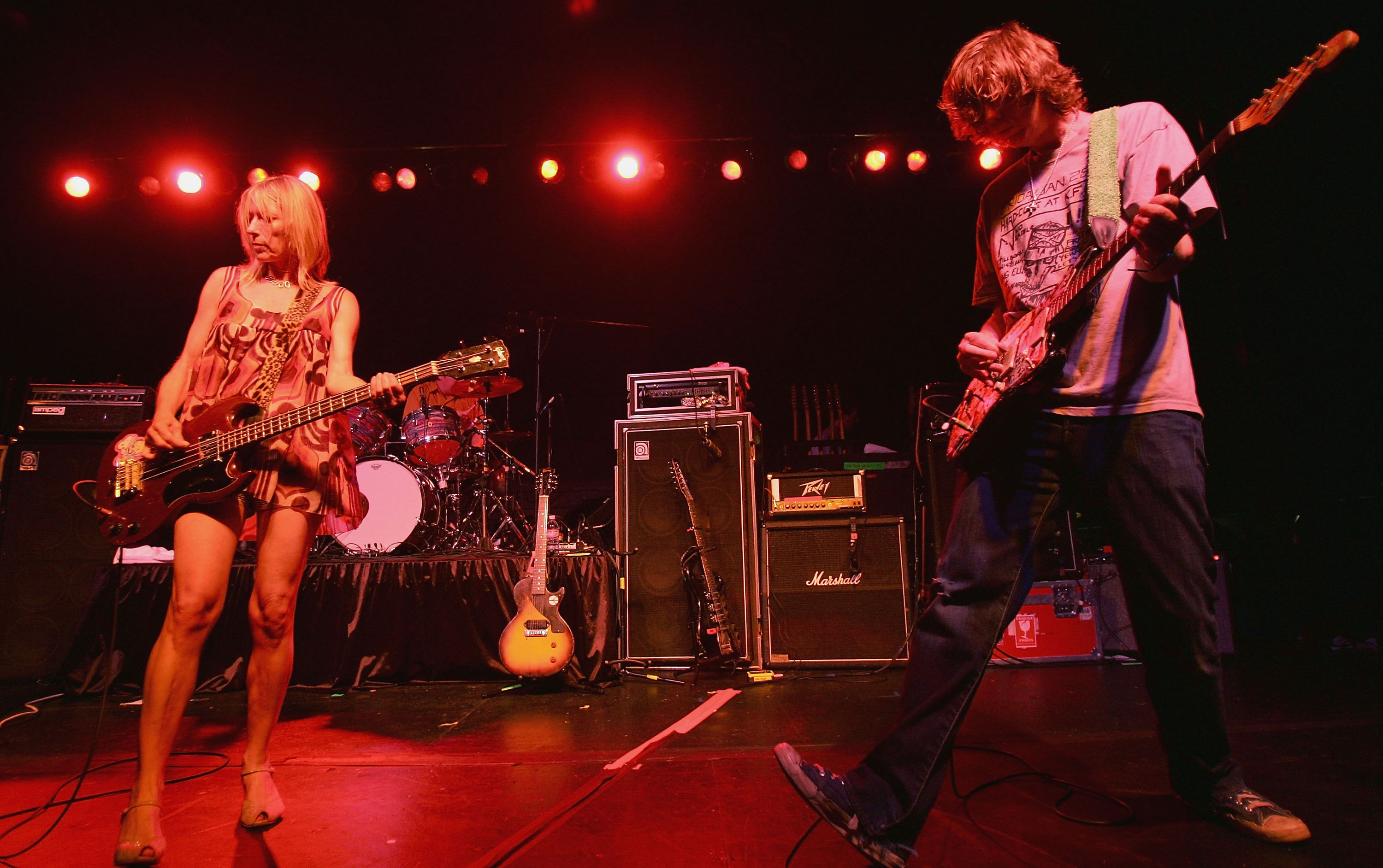 Sonic Youth at Arthurfest 2005
