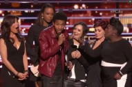 Some Guy Crashed the People's Choice Awards to Shout Out Kevin Gates and Kanye West