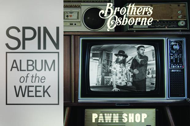 Brother Osborne's Pawn Shop