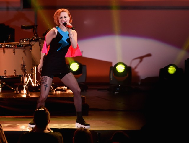 Paramore at We Can Survive 2014