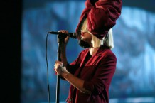 "Sia at A+E Networks ""Shining A Light"" Concert"