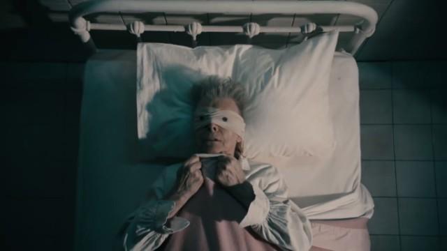 David Bowie's Lazarus teaser