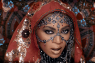 Beyoncé Is in the New Coldplay 'Hymn For The Weekend' Video