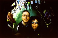 Wire's Colin Newman and Minimal Compact's Malka Spigel Murmur as Immersion on 'Analogue Creatures 10′
