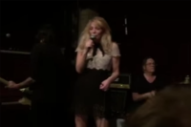 Courtney Love Covered Radiohead's 'Creep' at a Private Party